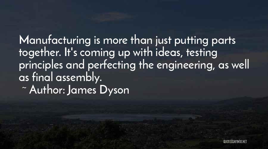 James Dyson Quotes 931254