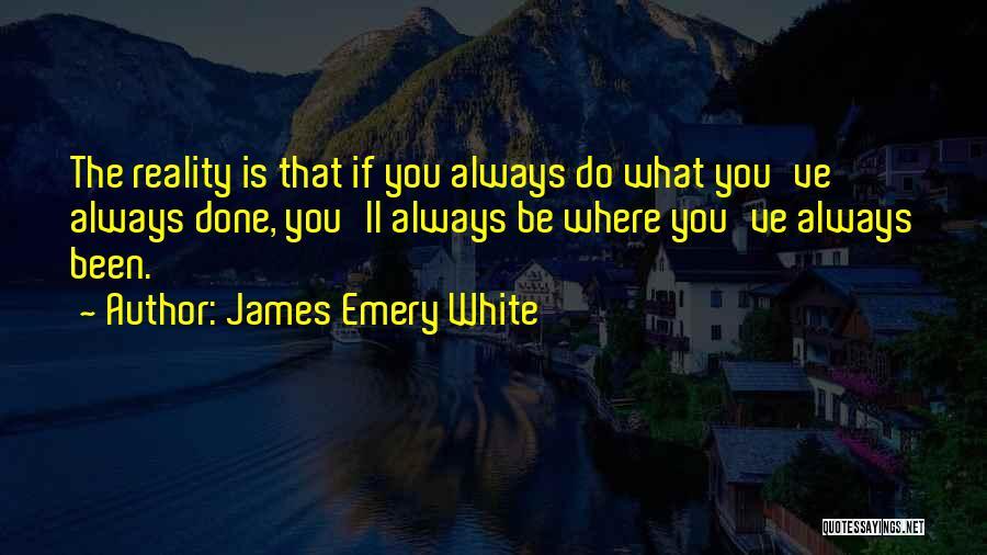 James Emery White Quotes 429229