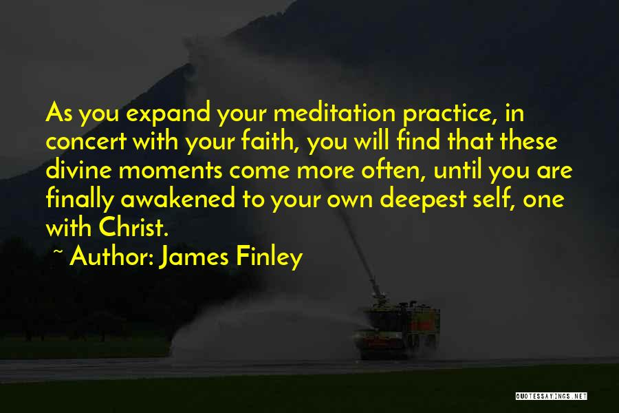 James Finley Quotes 1865981