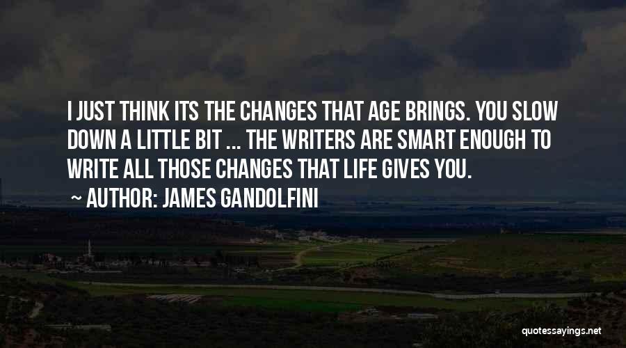 James Gandolfini Quotes 1106985