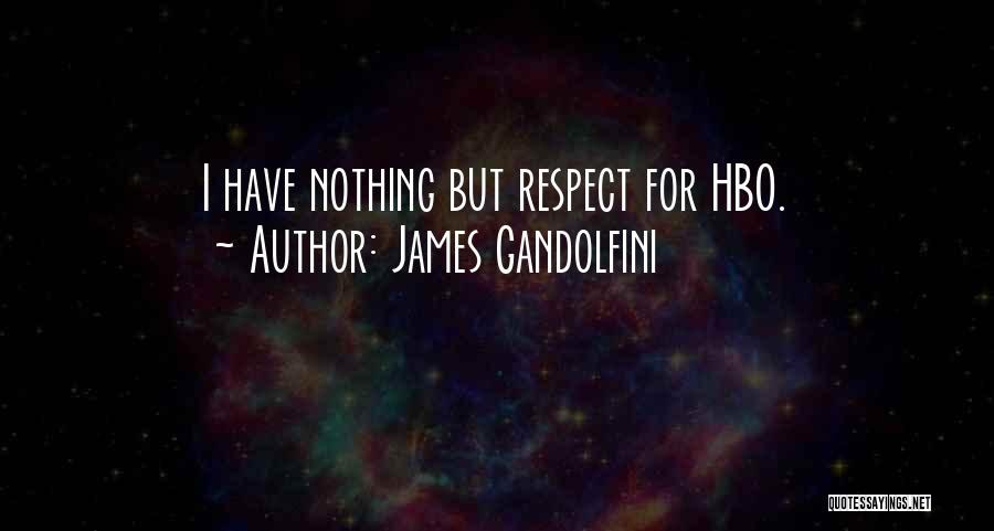 James Gandolfini Quotes 1120297