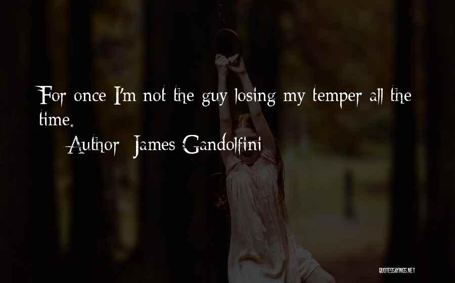 James Gandolfini Quotes 1127393