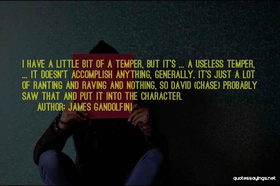 James Gandolfini Quotes 1243934