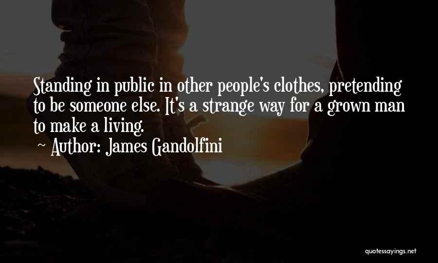 James Gandolfini Quotes 1491049