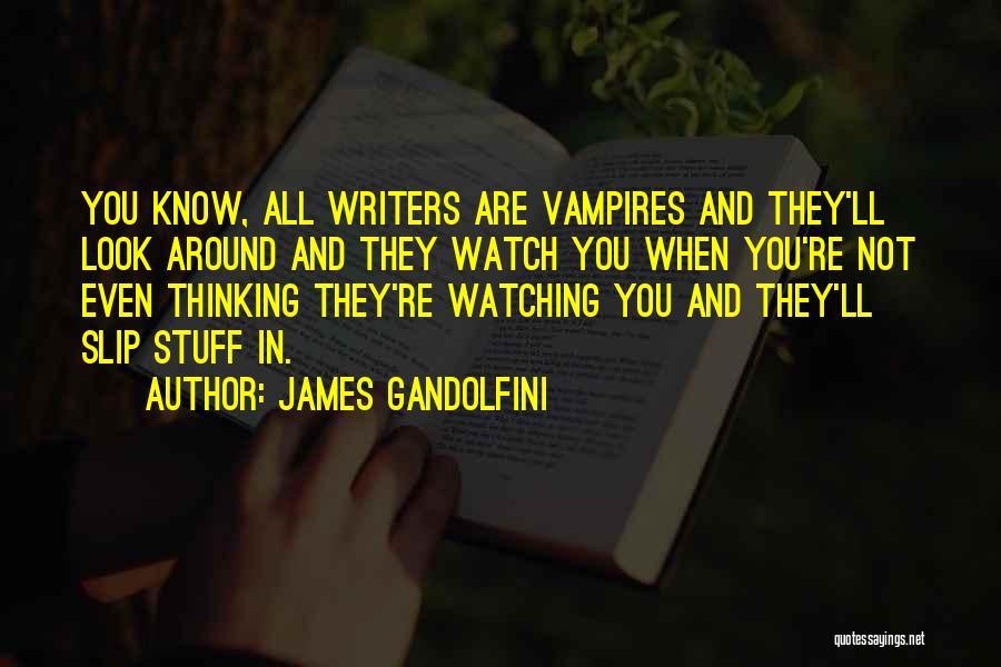 James Gandolfini Quotes 1815082