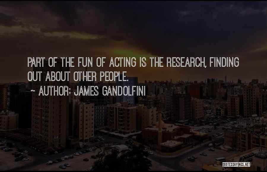 James Gandolfini Quotes 610945