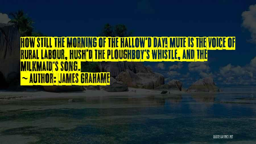 James Grahame Quotes 1055136