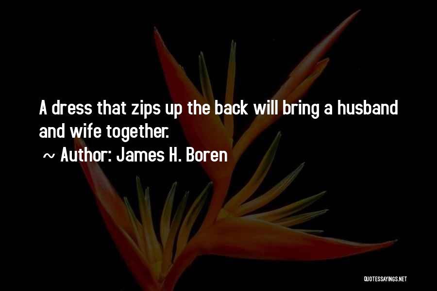 James H. Boren Quotes 964248
