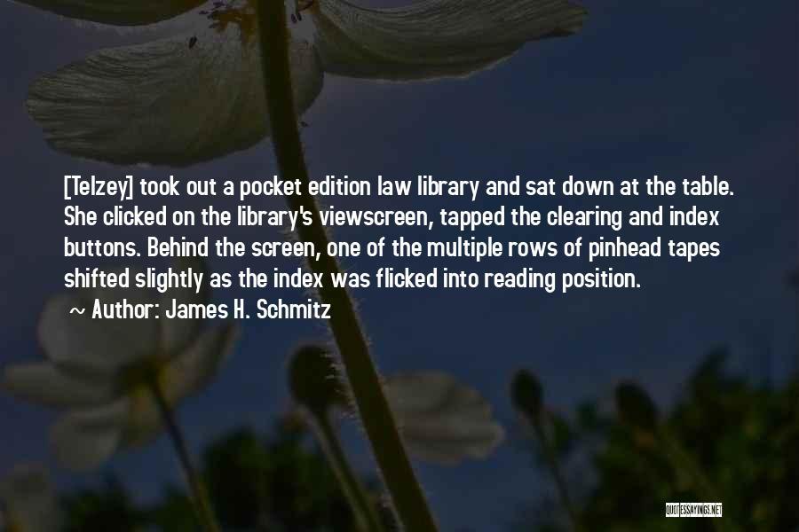 James H. Schmitz Quotes 2045136