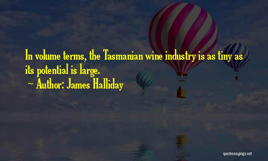 James Halliday Quotes 2189823