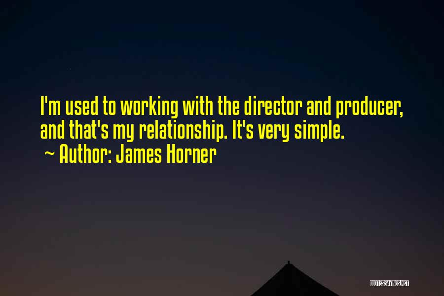 James Horner Quotes 1285090