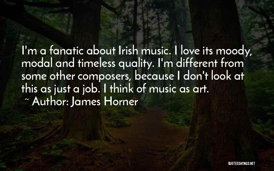 James Horner Quotes 1719213