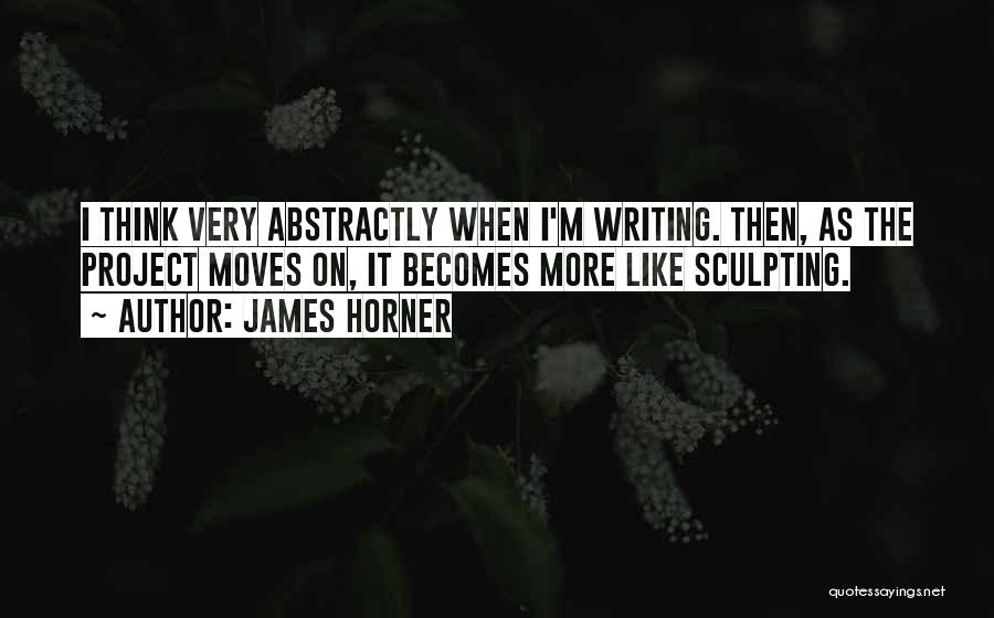 James Horner Quotes 1736215