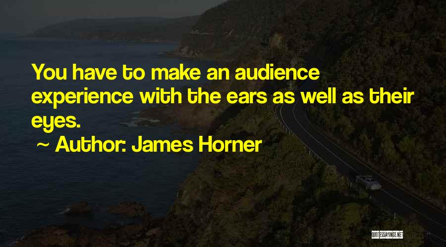 James Horner Quotes 944836