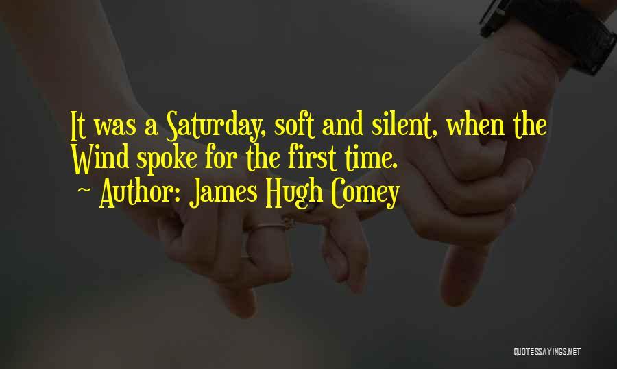 James Hugh Comey Quotes 260200