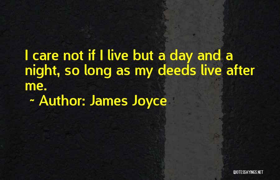 James Joyce Ulysses Quotes By James Joyce