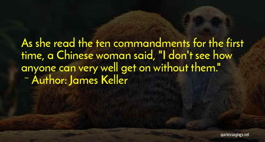 James Keller Quotes 688722