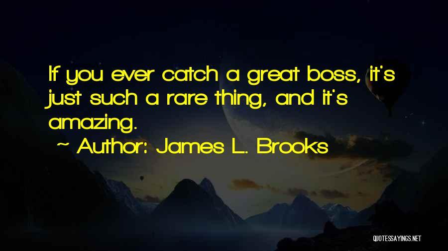 James L. Brooks Quotes 1080287