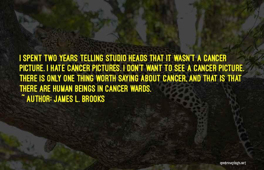 James L. Brooks Quotes 1682085