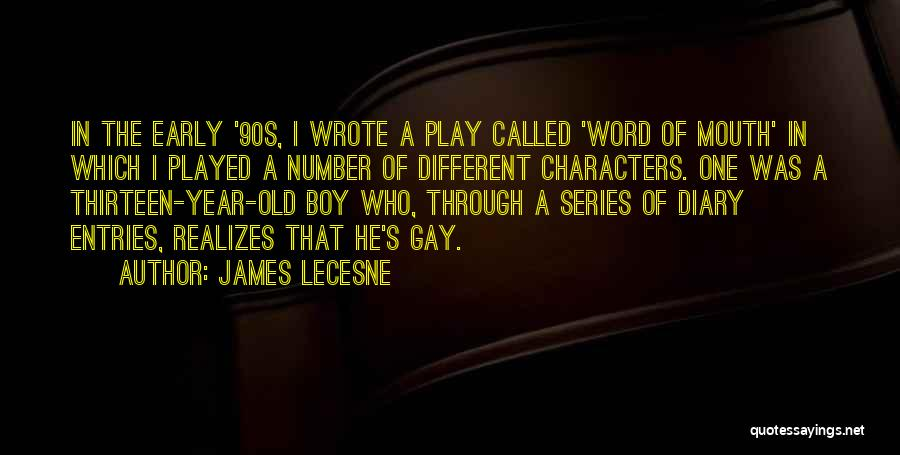 James Lecesne Quotes 2053558