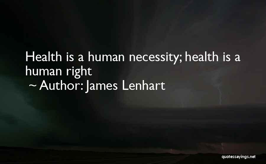 James Lenhart Quotes 1426084