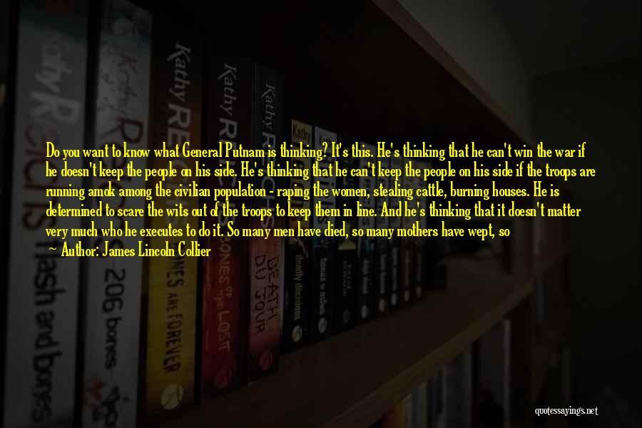 James Lincoln Collier Quotes 1783033