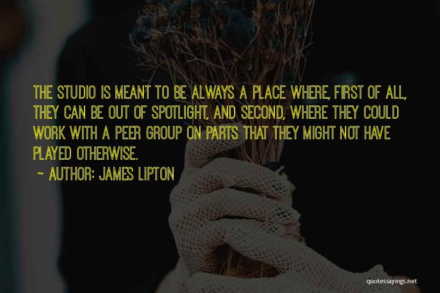 James Lipton Quotes 1417965