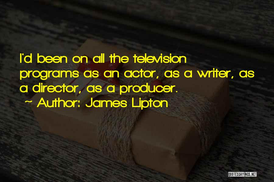James Lipton Quotes 1703011