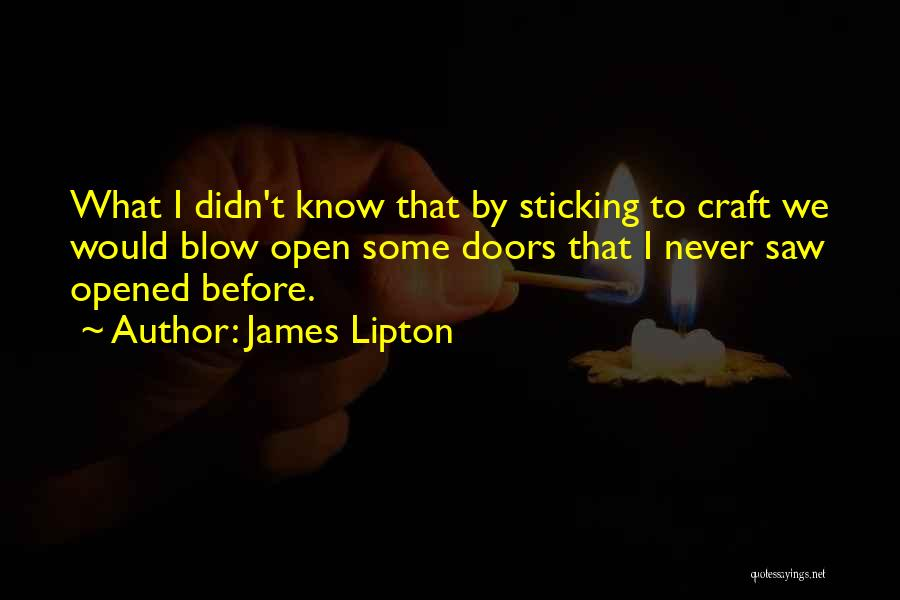 James Lipton Quotes 1787891