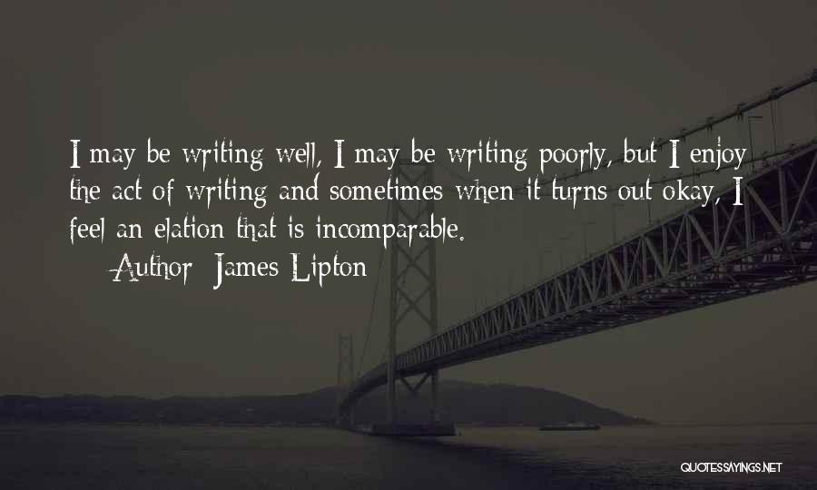 James Lipton Quotes 2046376