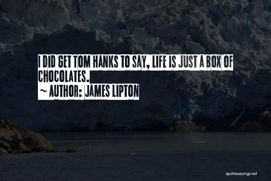 James Lipton Quotes 2143998