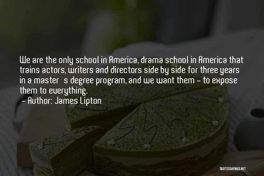 James Lipton Quotes 473728
