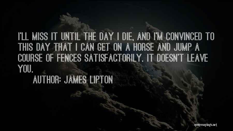 James Lipton Quotes 755280