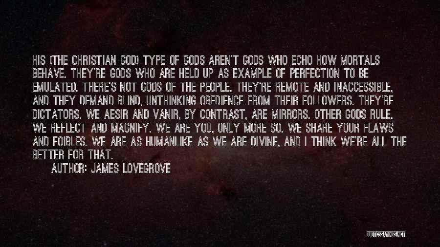 James Lovegrove Quotes 1059097