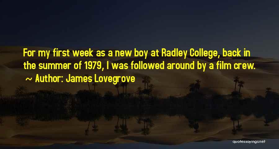 James Lovegrove Quotes 117572