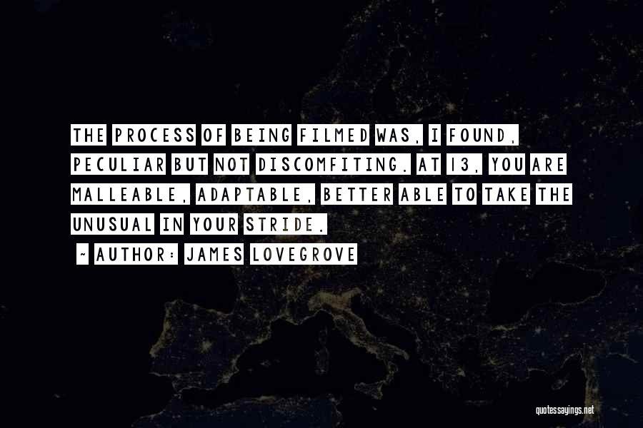 James Lovegrove Quotes 1334095