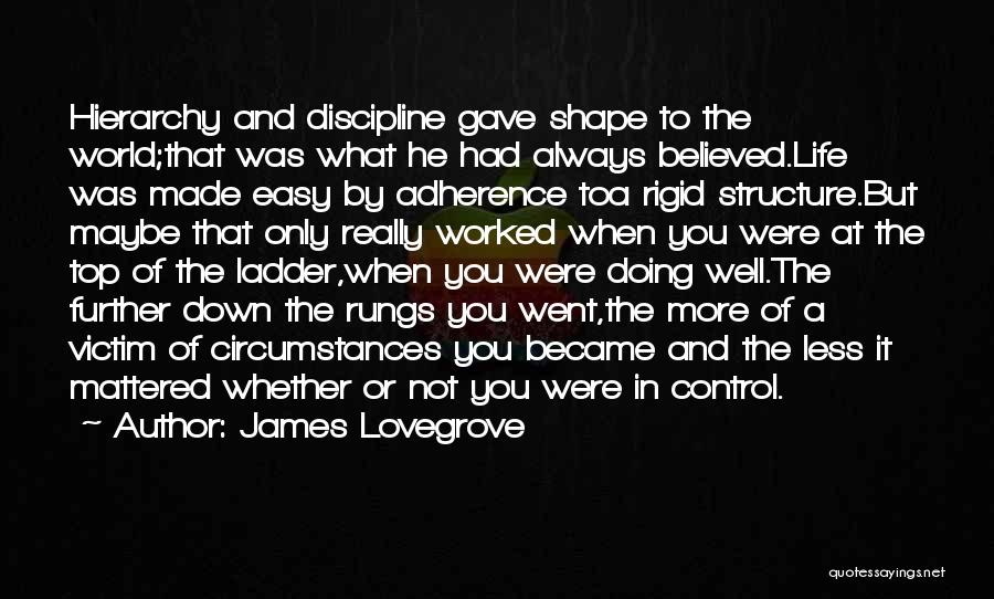 James Lovegrove Quotes 1808505