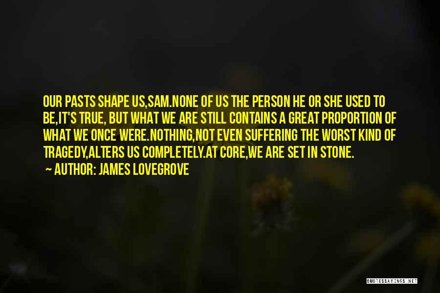 James Lovegrove Quotes 454966