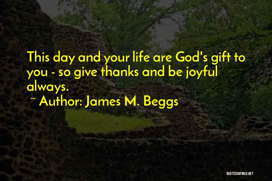 James M. Beggs Quotes 1858322