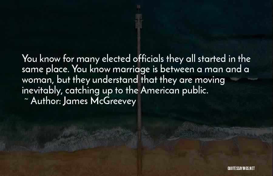 James McGreevey Quotes 2067750