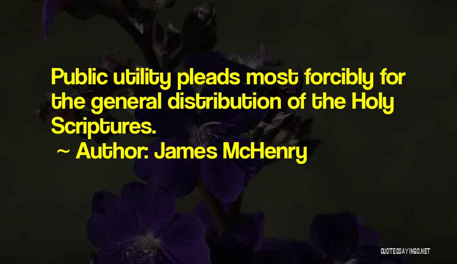James McHenry Quotes 694221