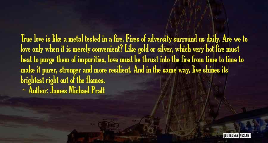 James Michael Pratt Quotes 196103
