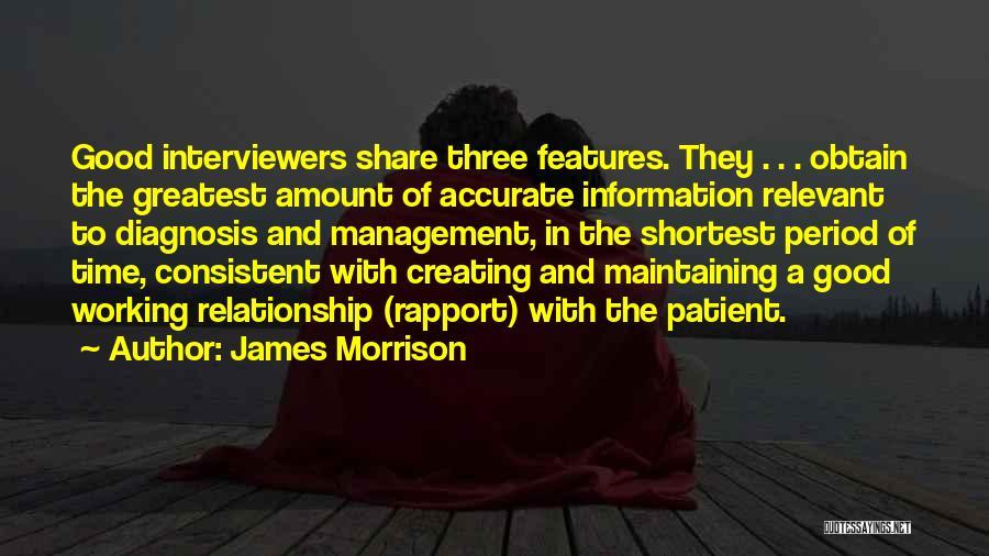 James Morrison Quotes 738391