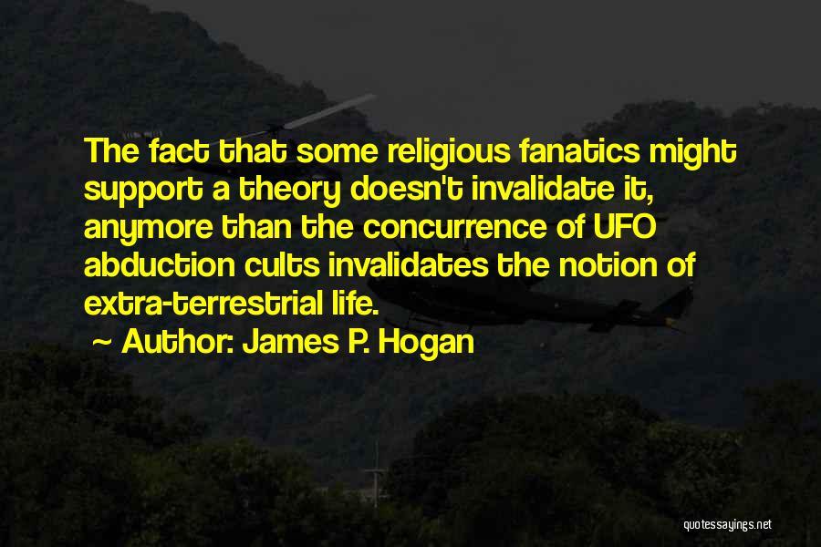 James P. Hogan Quotes 929295