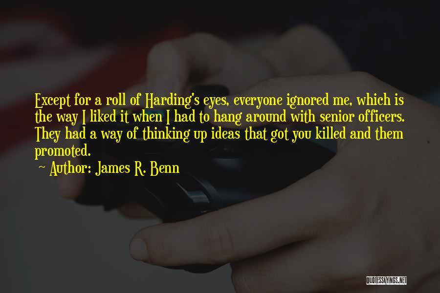 James R. Benn Quotes 1853054