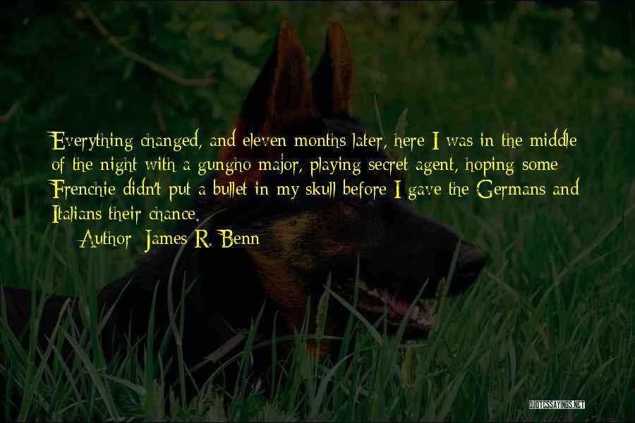 James R. Benn Quotes 328920