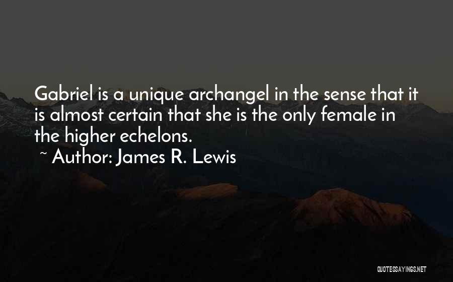 James R. Lewis Quotes 1690291