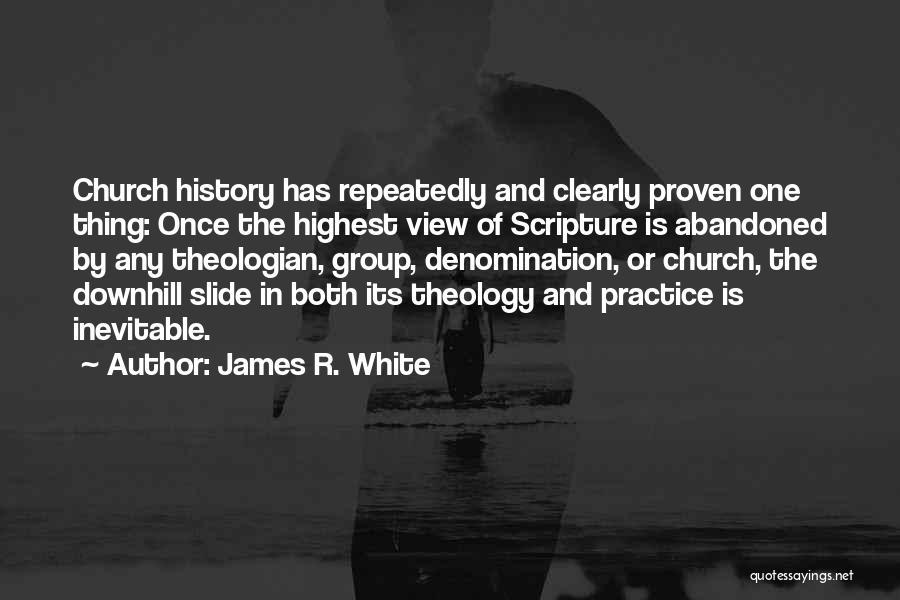 James R. White Quotes 1368871