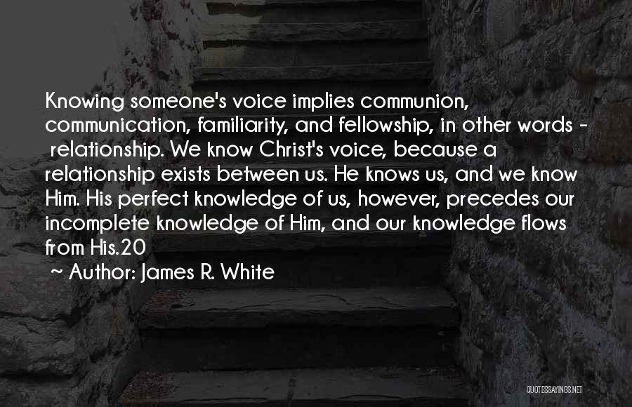 James R. White Quotes 1698357