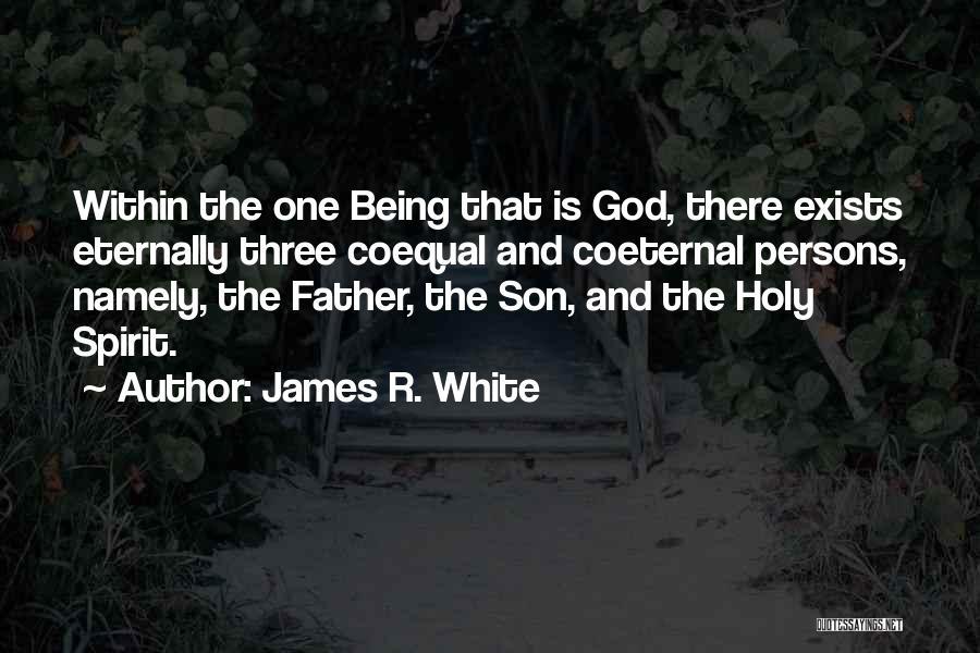 James R. White Quotes 472711